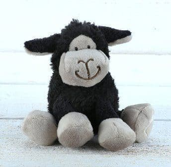 Mini Sitting Black Sheep (Jomanda)